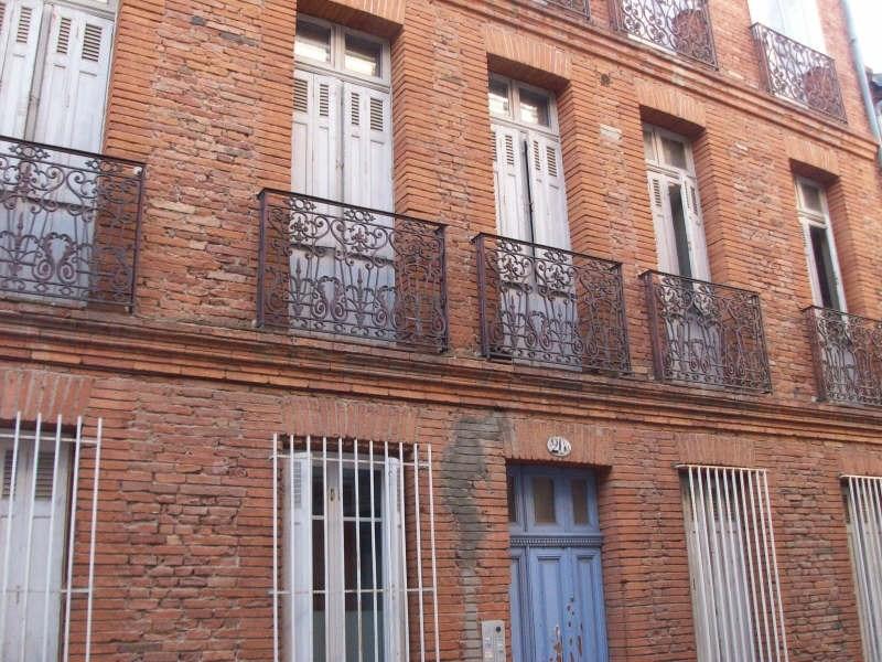 Rental apartment Toulouse 497€ CC - Picture 1