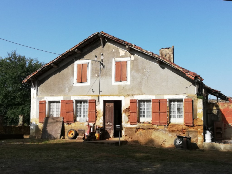 Vente maison / villa Le houga 60 000€ - Photo 1