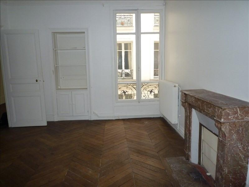 Rental apartment Paris 16ème 1144€ CC - Picture 1