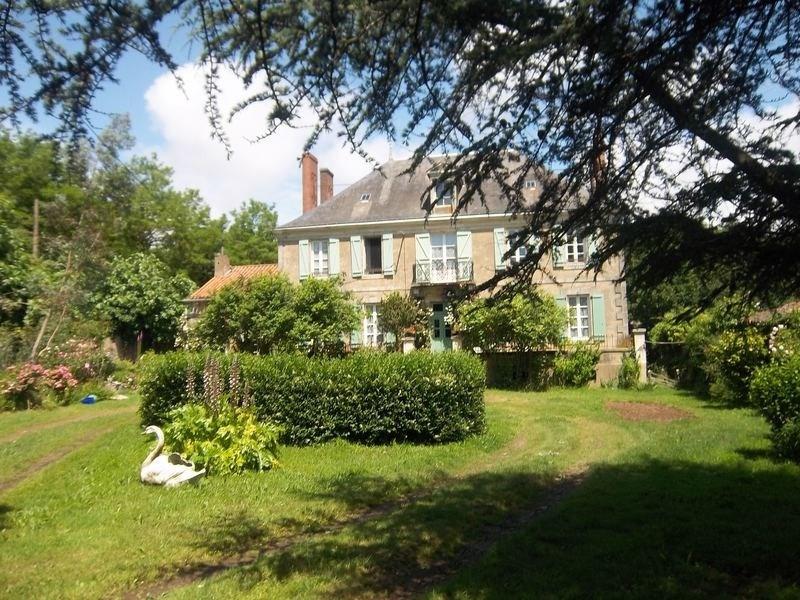 Vente de prestige maison / villa Château-d'olonne 623500€ - Photo 1