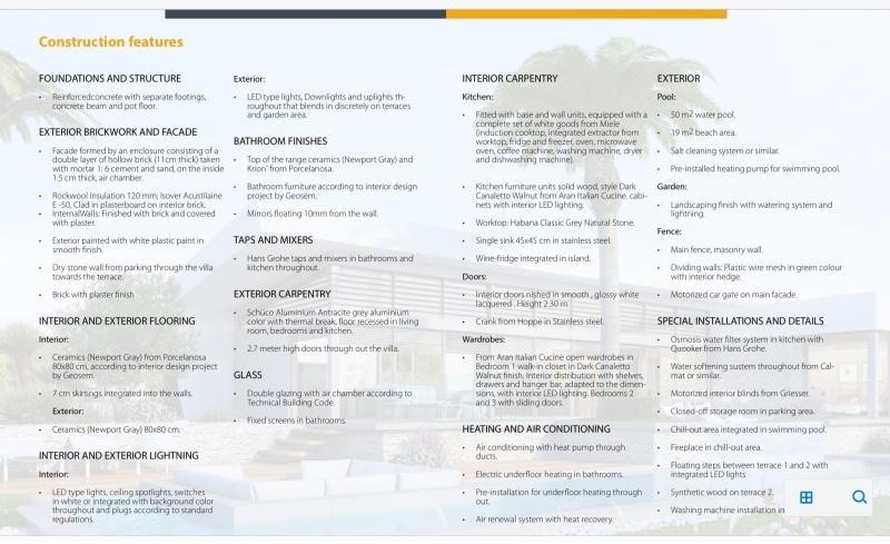 Deluxe sale house / villa San miguel de salinas 975000€ - Picture 14