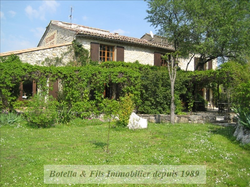 Immobile residenziali di prestigio casa Uzes 798000€ - Fotografia 1