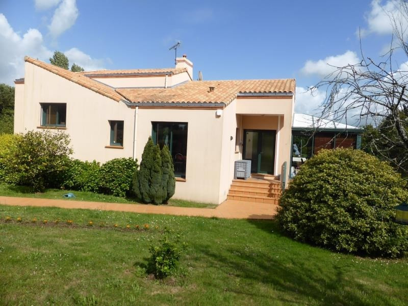 Vente maison / villa Nantes 448375€ - Photo 2