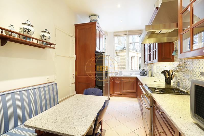Vente de prestige appartement Paris 16ème 5750000€ - Photo 11