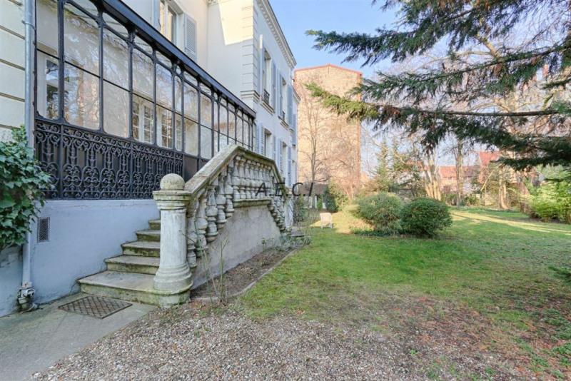 Location maison / villa Asnières-sur-seine 4950€ CC - Photo 2