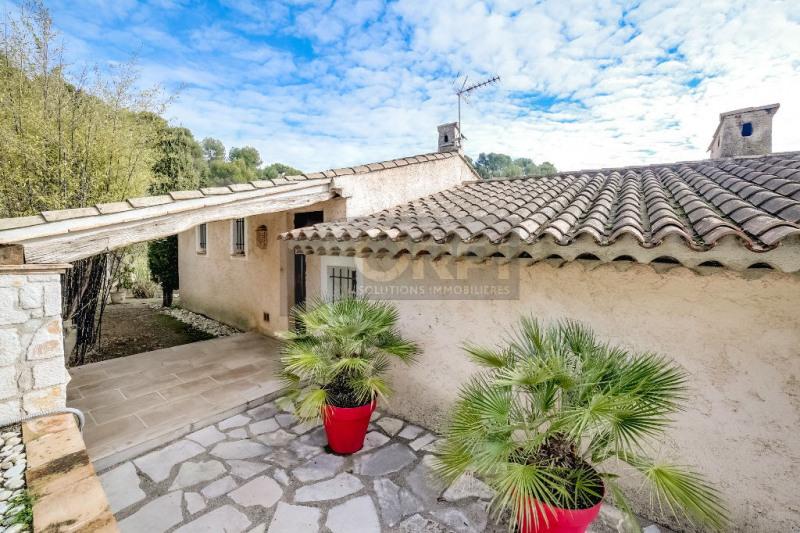 Vente de prestige maison / villa Colomars 600000€ - Photo 4