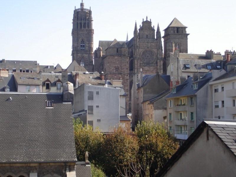 Location appartement Rodez 432€ CC - Photo 1