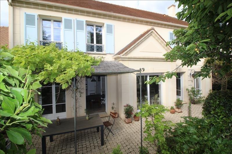 Immobile residenziali di prestigio casa Fourqueux 1250000€ - Fotografia 2