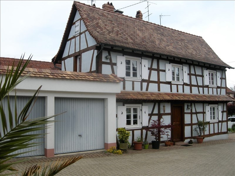 Location maison / villa Hatten 730€ CC - Photo 3