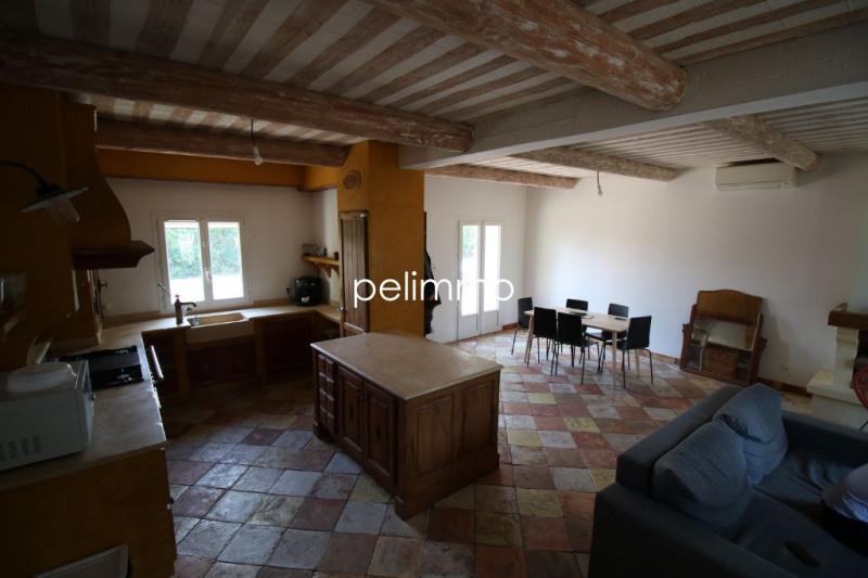Vente de prestige maison / villa Grans 560000€ - Photo 10