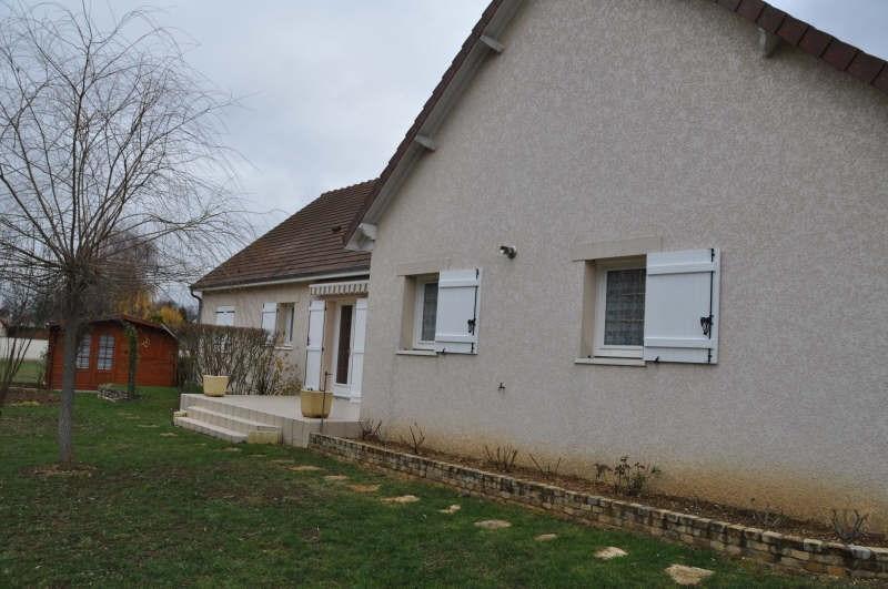Location maison / villa Champs sur yonne 840€ CC - Photo 3