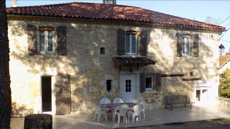 Verkoop  huis Jegun 395000€ - Foto 1