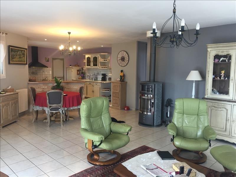 Sale house / villa St vincent sur jard 320000€ - Picture 2