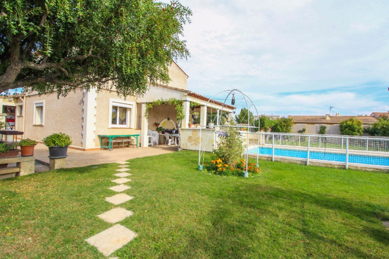 Vente maison / villa Manduel 385000€ - Photo 1