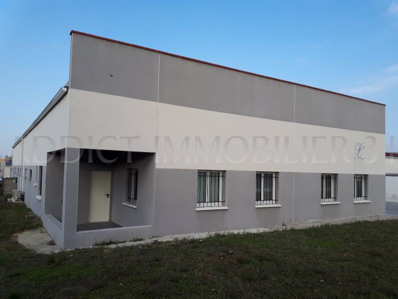 Produit d'investissement local commercial Garidech 408333€ - Photo 1