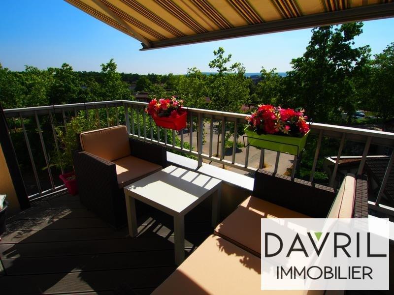 Revenda apartamento Eragny sur oise 224900€ - Fotografia 9
