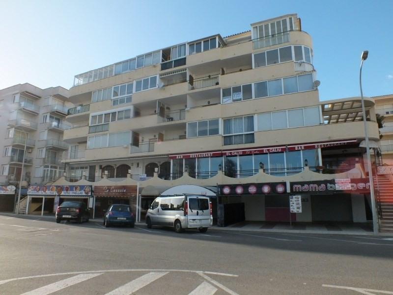Location vacances appartement Roses santa-margarita 320€ - Photo 1