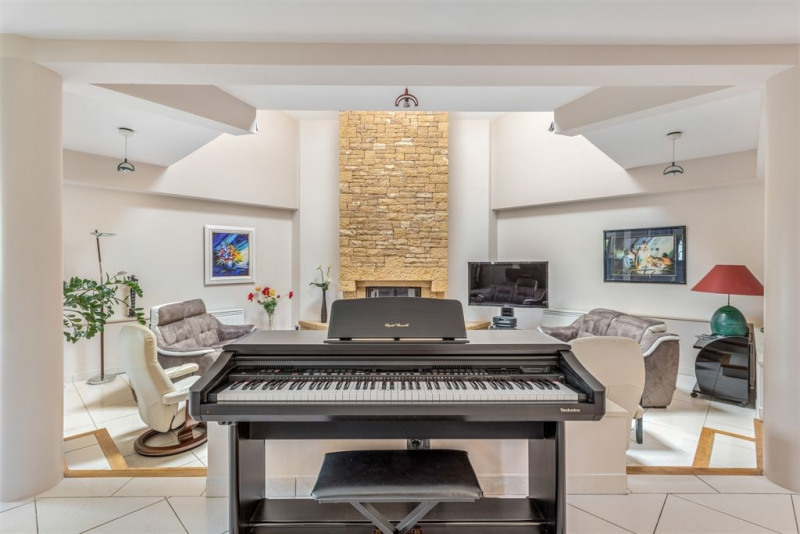 Vente de prestige maison / villa St didier au mont d'or 995000€ - Photo 3