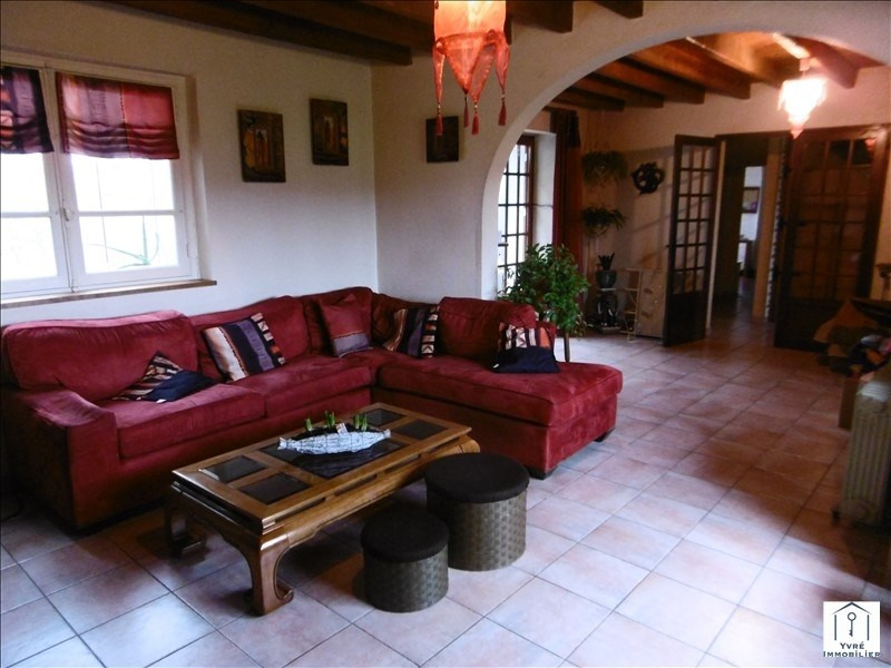 Sale house / villa Yvre l'eveque 199 500€ - Picture 1