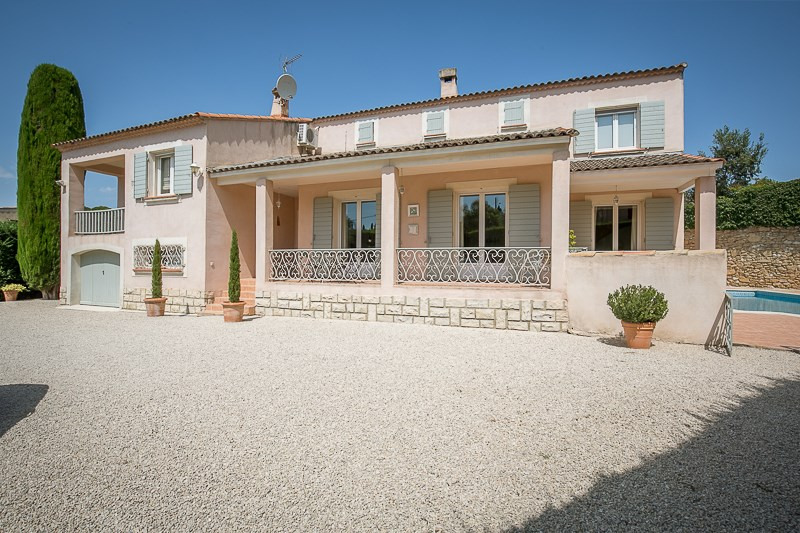 Deluxe sale house / villa Rognes 798 000€ - Picture 2
