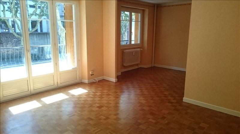 Rental apartment Rodez 527€ CC - Picture 1