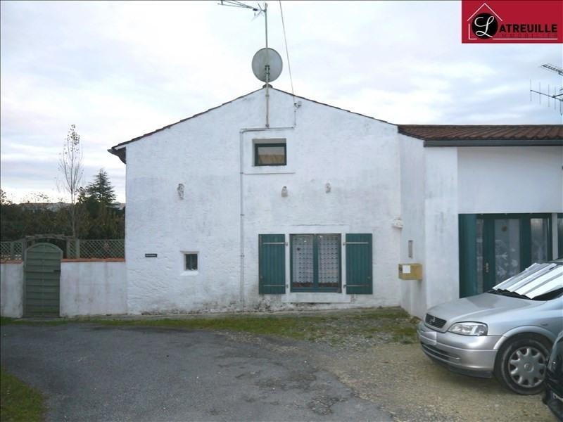 Investment property house / villa Gemozac 112885€ - Picture 1