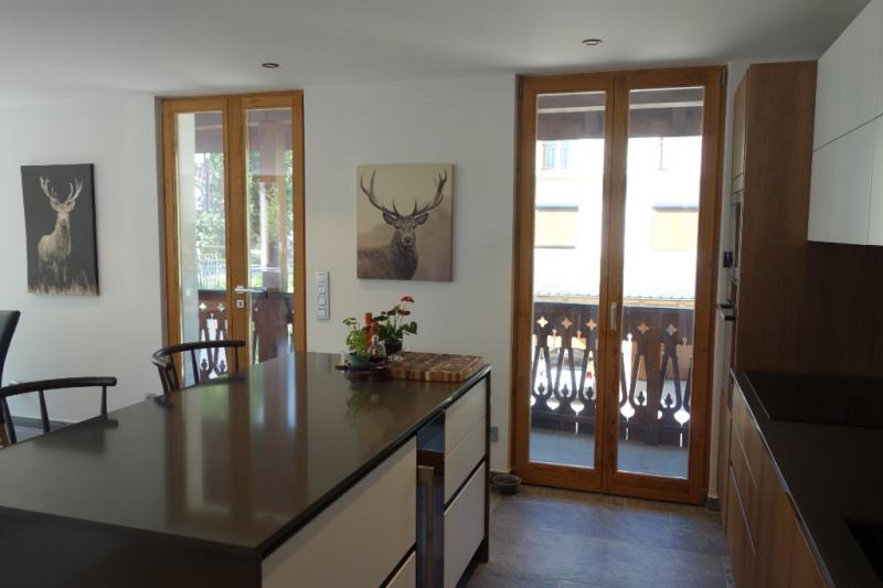 Vente de prestige maison / villa Chamonix mont blanc 995000€ - Photo 6