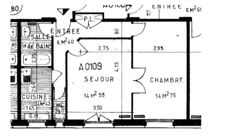 Location appartement Asnières-sur-seine 974€ CC - Photo 5