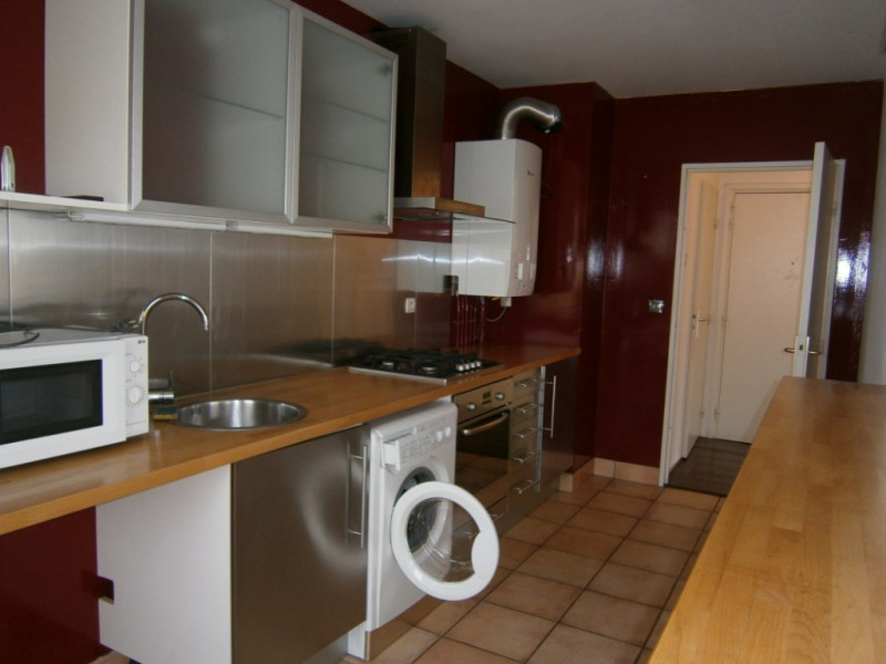 Rental apartment Guyancourt 1 030€ CC - Picture 3