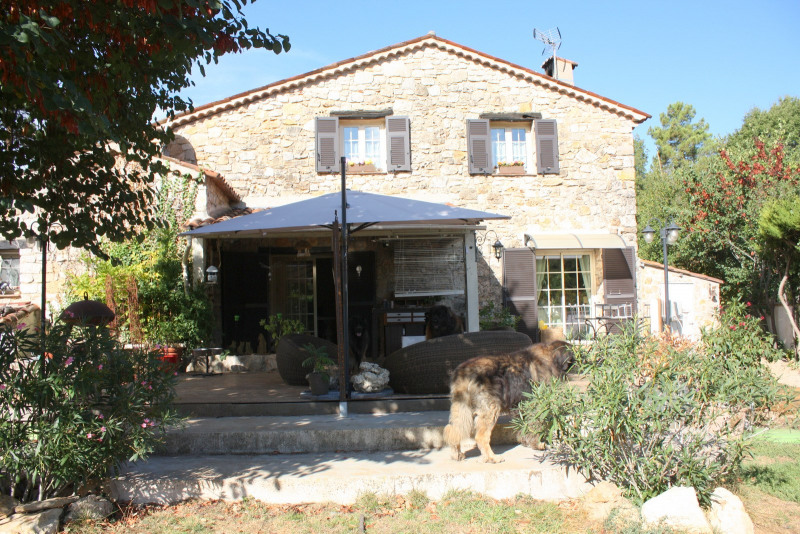 Provencal stones House renovated