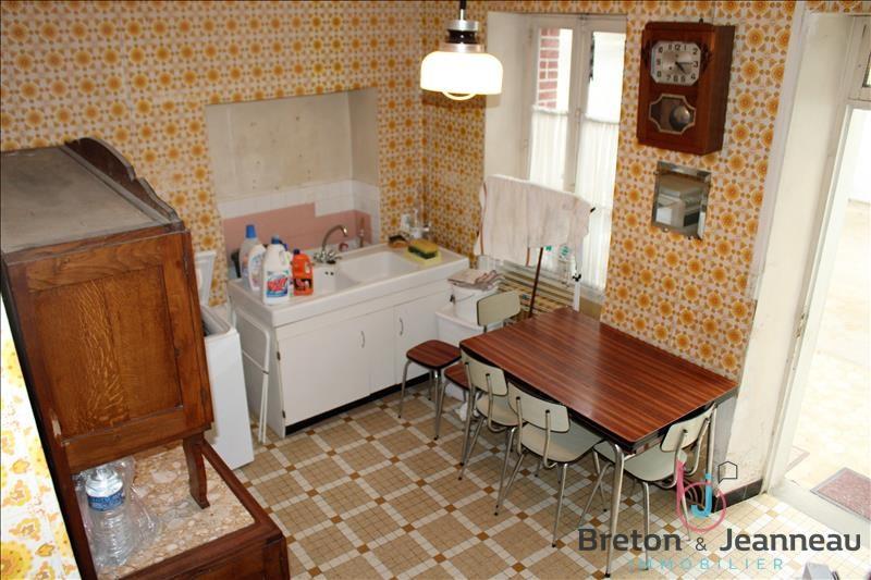 Sale house / villa Chateau gontier 158080€ - Picture 12