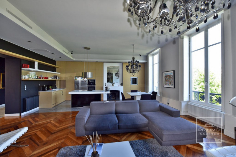 Deluxe sale apartment Lyon 6ème 1 040 000€ - Picture 5