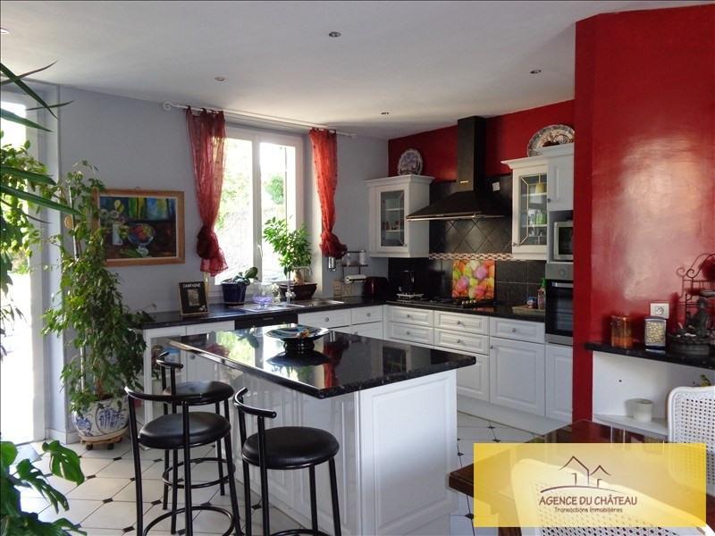 Sale house / villa Rosny sur seine 535000€ - Picture 8