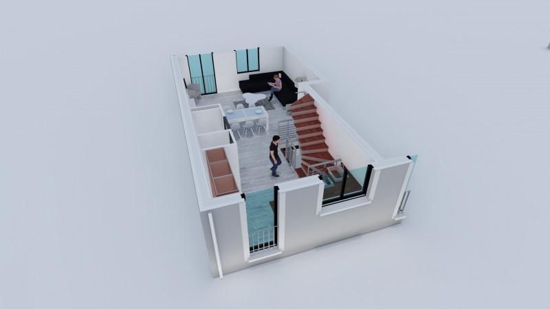 Vente appartement Bouffémont 269000€ - Photo 6