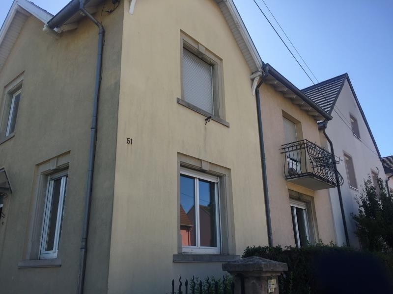 Sale building Bischheim 399000€ - Picture 1