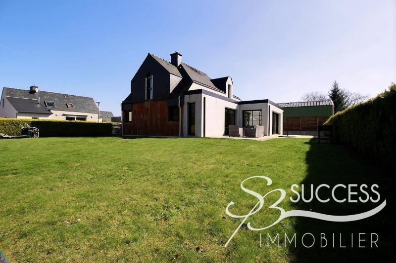 Vendita casa Plumeliau 261950€ - Fotografia 6