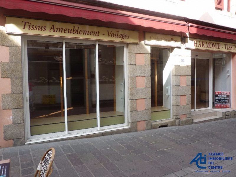 Local commercial pontivy 150 m² morbihan bretagne