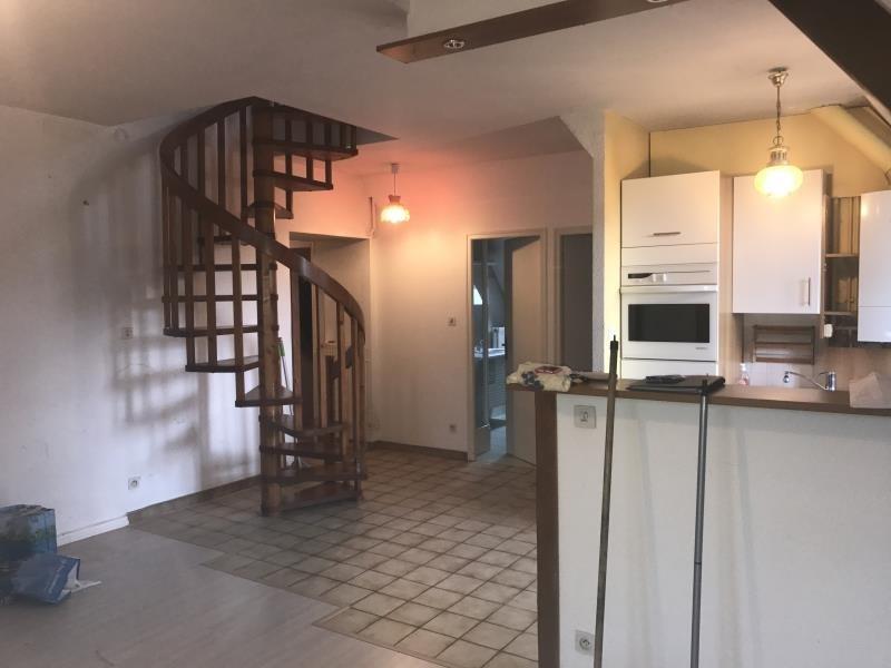Sale apartment Seloncourt 60000€ - Picture 2