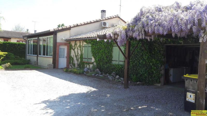 Vente maison / villa Secteur montastruc-la-conseillere 357000€ - Photo 8
