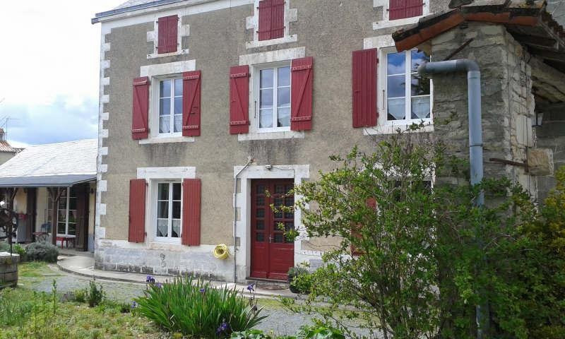 Vente maison / villa Aigre 133 000€ - Photo 3