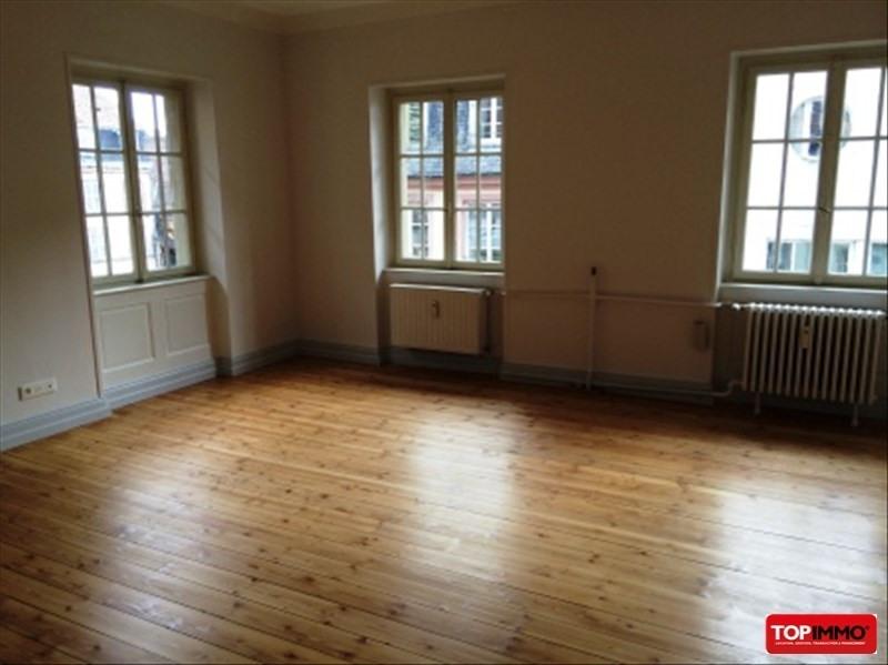 Rental apartment Colmar 570€ CC - Picture 1