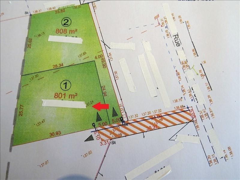 Verkauf grundstück Guainville 75000€ - Fotografie 3