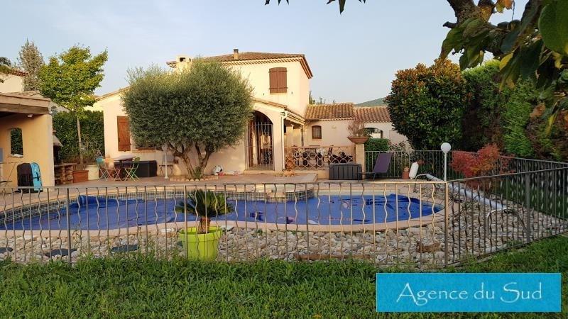 Vente maison / villa Auriol 494000€ - Photo 1