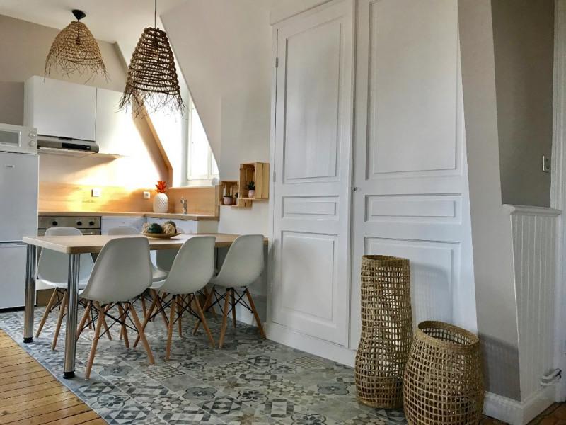 Verkoop  appartement Le touquet paris plage 472000€ - Foto 5