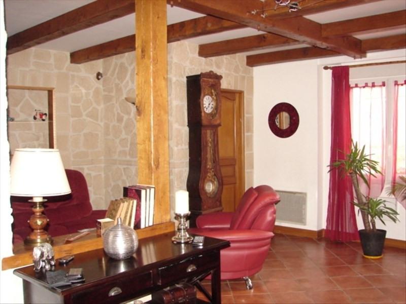 Sale house / villa Villedômer 133120€ - Picture 1