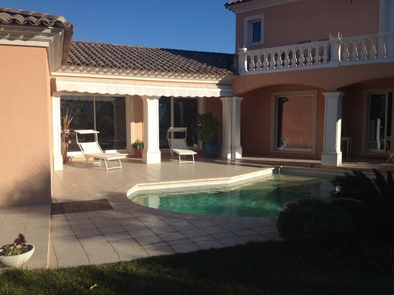 Vente de prestige maison / villa Cannes 1 600 000€ - Photo 1