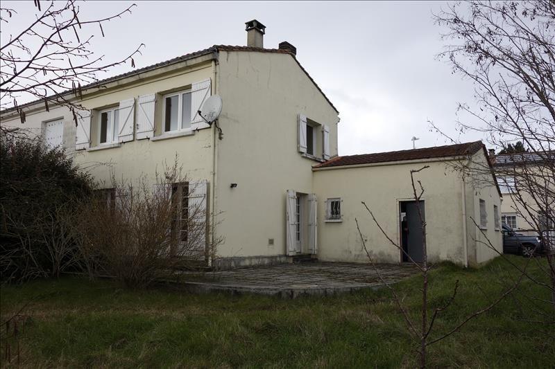 Vente maison / villa Montendre 132500€ - Photo 1