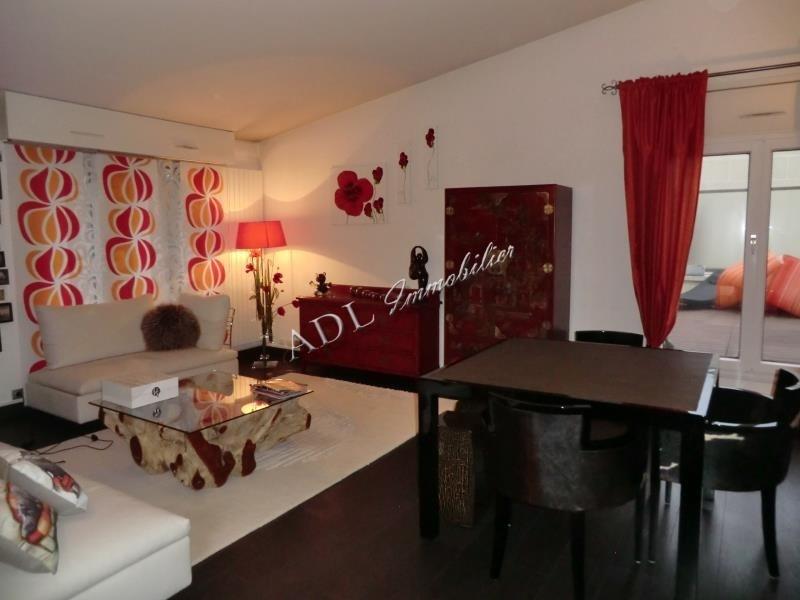 Sale apartment Coye la foret 432000€ - Picture 3