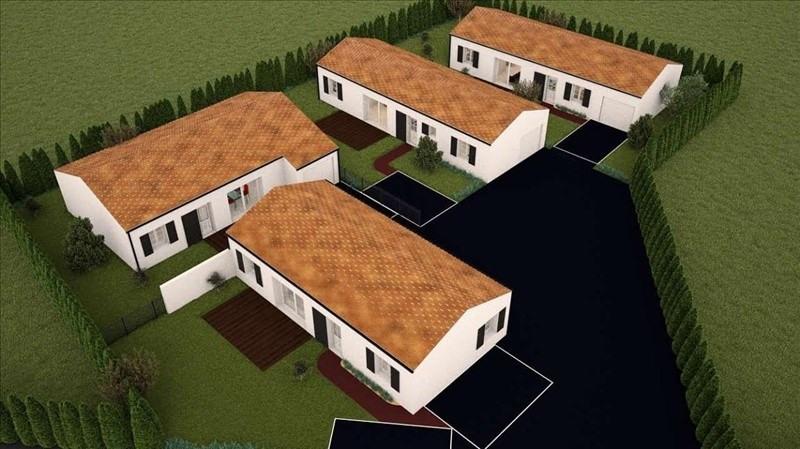 Produit d'investissement maison / villa Talmont st hilaire 210000€ - Photo 1