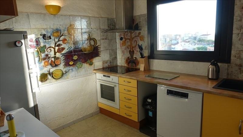 Sale apartment Canet plage 345000€ - Picture 3